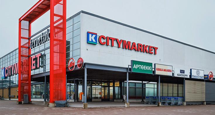 Citymarket Palaute